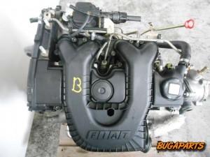 Motor Fiat Strada_ Doblo_ Punto 1.9D 63cv Ref.223A6000_Log01