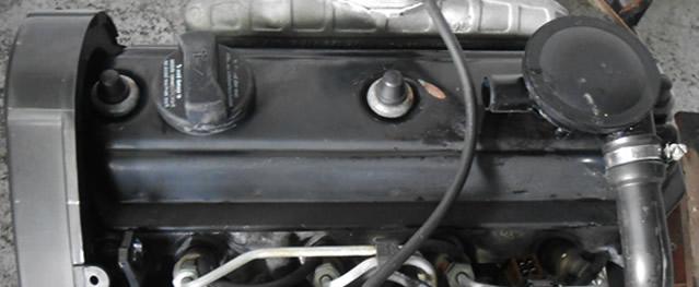 Motor SEAT IBIZA 1.9TD 75cv Ref. AAZ