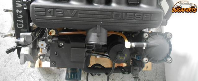 Motor CITROEN XANTIA SW 2.1TD 12V 109cv Ref. P8C (XUD11BTE)