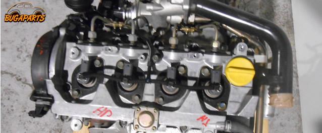 Motor OPEL ASTRA / COMBO 1.7CDTI 100cv Ref. Z17DTH