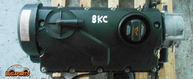 Motor SEAT LEON 1.9TDI 105cv Ref. BKC