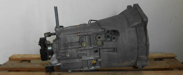 Caixa Velocidades BMW 325TDS Ref. 256T1