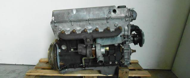 Motor BMW 525TDS Ref. 256T1