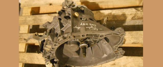 Caixa velocidades CITROEN BERLINGO 1.9D 68cv Ref. Motor DJY