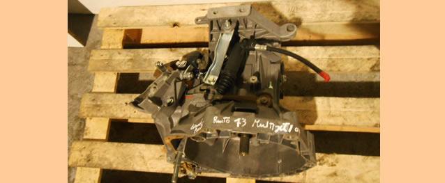 Caixa Velocidades FIAT GRANDE PUNTO 1.3D MULTIJET 75cv Ref.Motor 199A2000