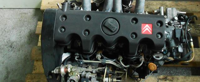 Motor CITROEN XSARA 1.5D 57cv Ref. VJZ