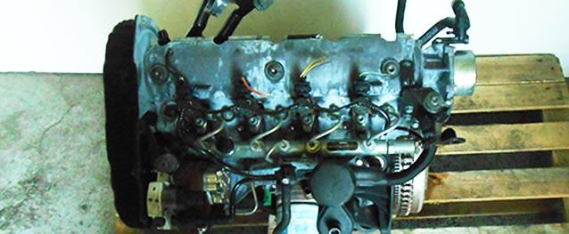 Motor VOLVO S40 1.9DI 102cv Ref. D4192T4
