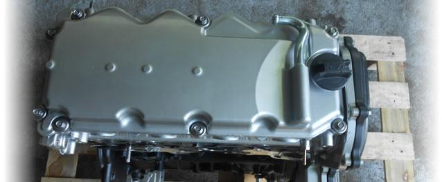 Motor Reconstruido Nissan PICK UP D22 2.5Di 133cv Ref.YD25DDTI