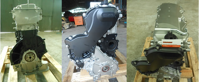 motores reconstruidos nissan