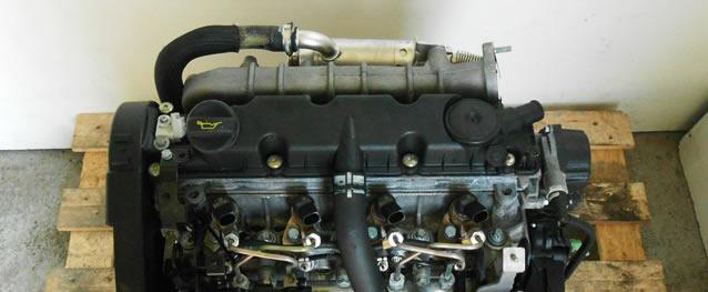 Motor CITROEN BERLINGO 2.0HDI 90cv Ref. RHY