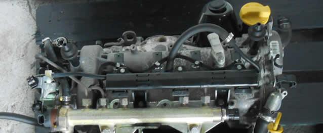 Motor FIAT IDEA 1.3JTD  70cv Ref. 188A9000