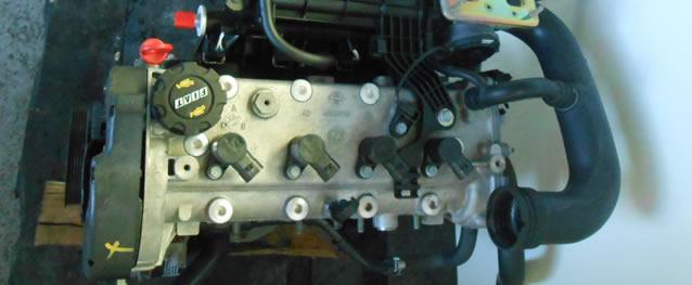Motor FIAT STILO 1.2 16V 80cv Ref. 188A5000