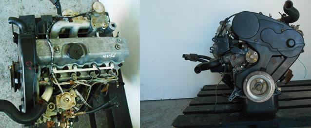 motor usado mitsubishi 2e3