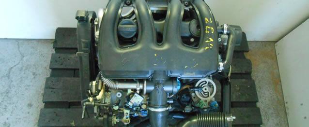 Motor CITROEN JUMPY 1.9D 69cv Ref. WJZ