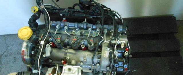 Motor OPEL CORSA D 1.3CDTI 75cv Ref. A13DTC