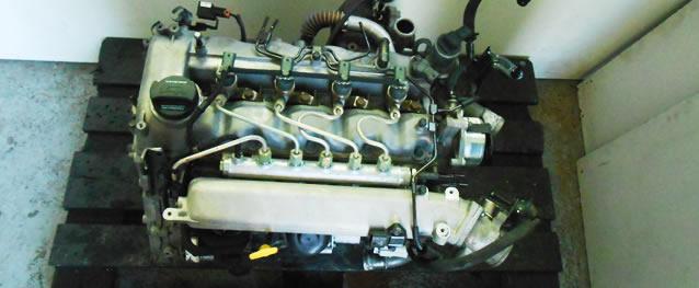 Motor HYUNDAI MATRIX 1.5CRDI 16V 90cv Ref. D4FA