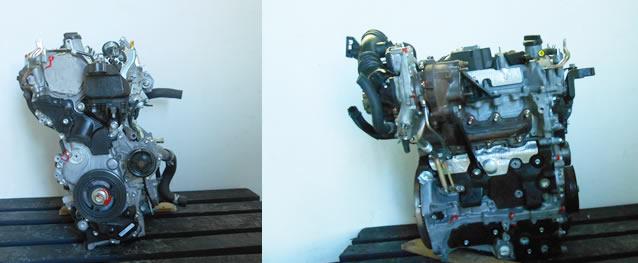 motor toyota yaris 2e3