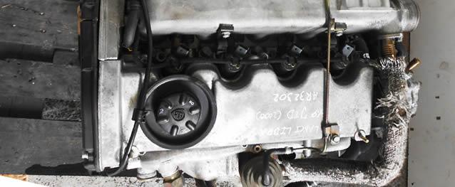 MOTOR LANCIA LYBRA 1.9JTD 105CV Ref. AR32302