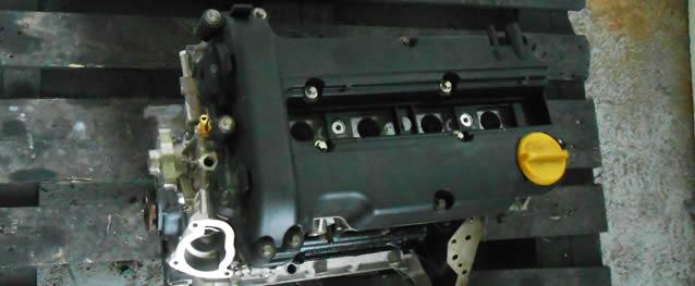 MOTOR Reconstruido OPEL CORSA D 1.4 90CV Ref. Z14XEP