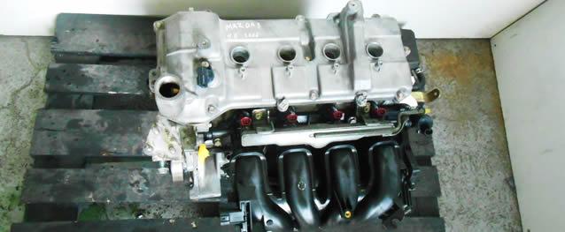 MOTOR MAZDA 3 1.6VVTI 105CV SPORT SEDAN Ref. B6ZE