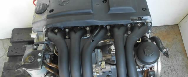 MOTOR MERCEDES BENZ C 250D 113CV Ref. 605.910