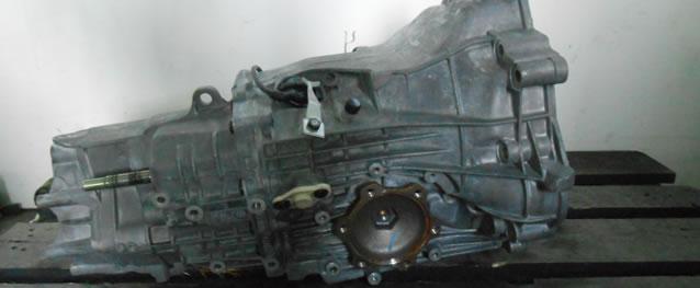 Caixa Velocidades VAG Volkswagen Passat / Audi A4 1.9TDI Ref.Motor AJM Ref. DUK
