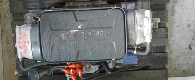 Motor Alfa Romeo 33 (905) 1.3 86cv Ref. AR30587