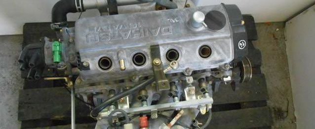 Motor Daihatsu Feroza 1.6 16V 86cv Ref. HDC