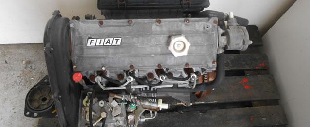 Motor Fiat Punto (176) 1.7D