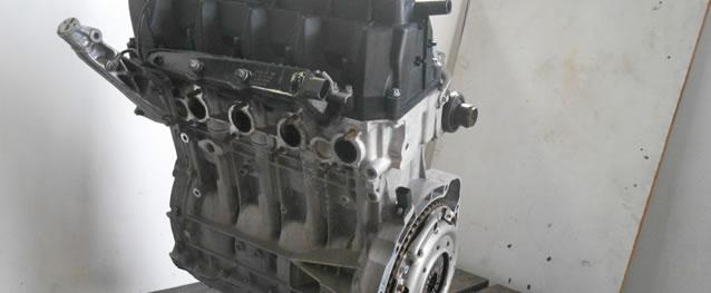 Motor Mercedes Benz Class A 140 82cv Ref. M 166.940