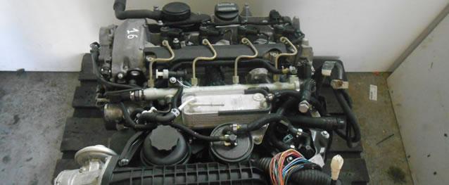 Motor Mercedes Benz Class C (W203) 2.2CDI Ref. OM 611.962