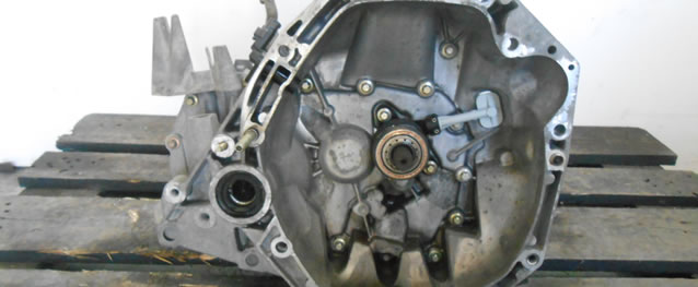 Caixa Velocidades Renault Megane 1.5DCI Ref. JR5108