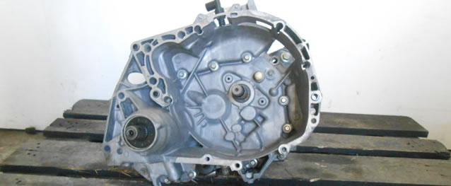 Caixa Velocidades Renault Megane 1.9D Ref. JB3954