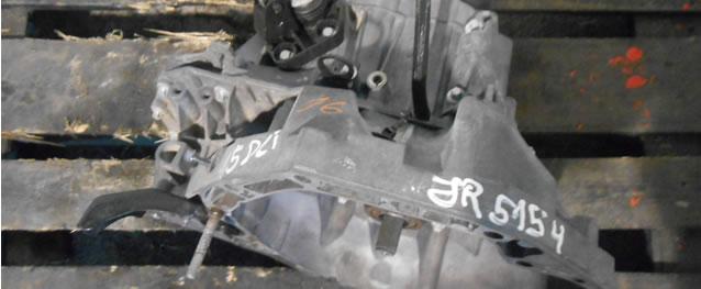 Caixa Velocidades Renault Kangoo 1.5DCI 68cv Ref.JR5154