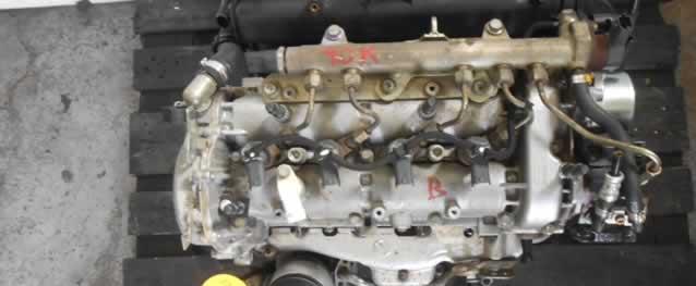 Motor Opel Combo 1.3CDTI 16V 69cv Ref. Z13DT