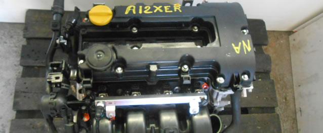 Motor Opel Corsa D 1.2 86cv Ref. A12XER