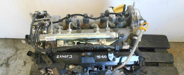 Motor Opel Corsa D 1.3CDTI 75cv Ref. Z13DTJ