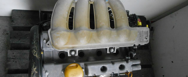 Motor Opel Tigra 1.4 16V 90cv Ano 1998 Ref. X14XE