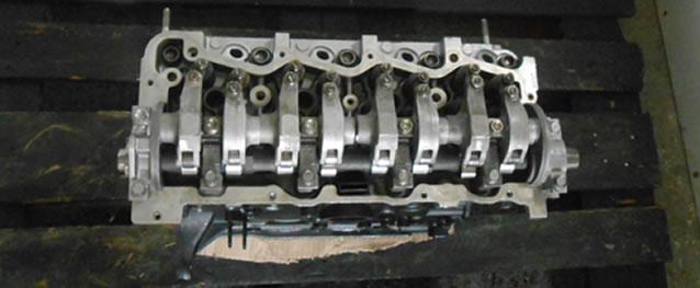 Motor Mazda 6 2.0DI Ref. RF5C