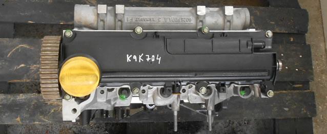 Motor Renault Clio II 1.5DCI 57cv Ref. K9K704
