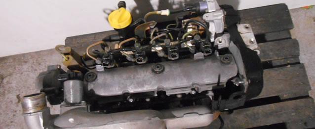 Motor Renault Master 1.9DCI 82cv Ref. F9Q772