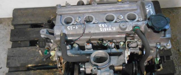 Motor Toyota Yaris 1.0 16V Ref. 1SZ-FE