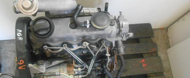 Motor VAG Seat Ibiza 1.9TDI 90cv Ref. AGR