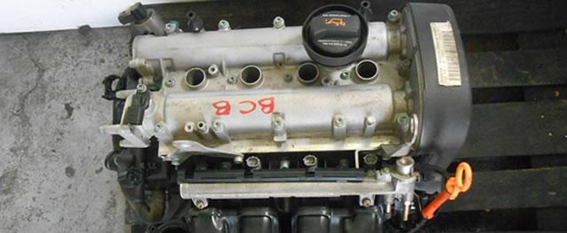 Motor VAG Seat Leon 1.6 16V 105cv Ref. BCB