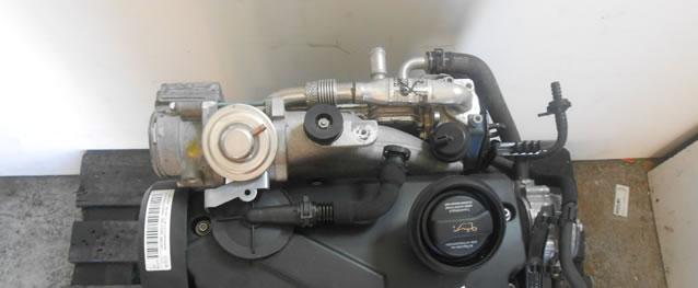 Motor VAG Seat Leon 1.9TDI 105cv Ref. BXE