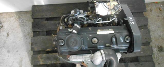 Motor VAG Seat Toledo 1.9TD 75cv Ref. AAZ