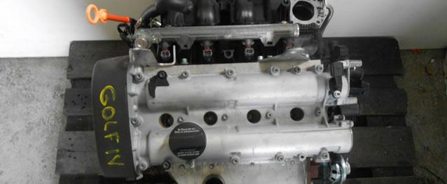 Motor VAG Volkswagen Golf IV 1.4 16V 75cv Ref. AHW