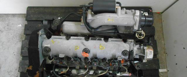 Motor Volvo V40 1.9DI 115cv Ref. F9Q2D4192T3