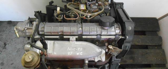 Motor Volvo V40 1.9TD 90cv Ref. D4192T