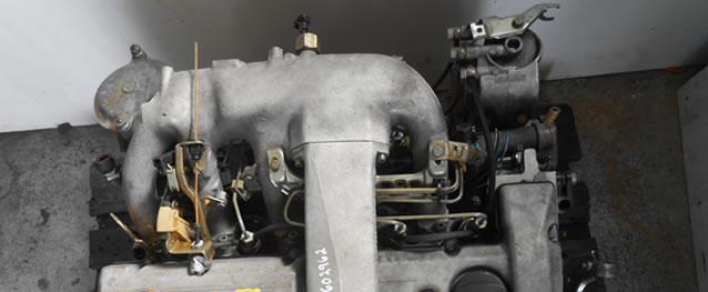 Motor Mercedes Class E (W 124) 250TD 126cv Ref. OM 602.962
